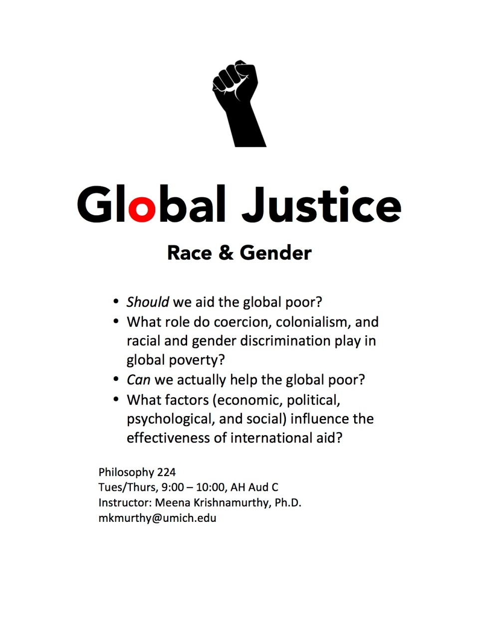 Global Justice Poster copy
